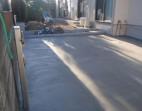 駐車場 犬走り